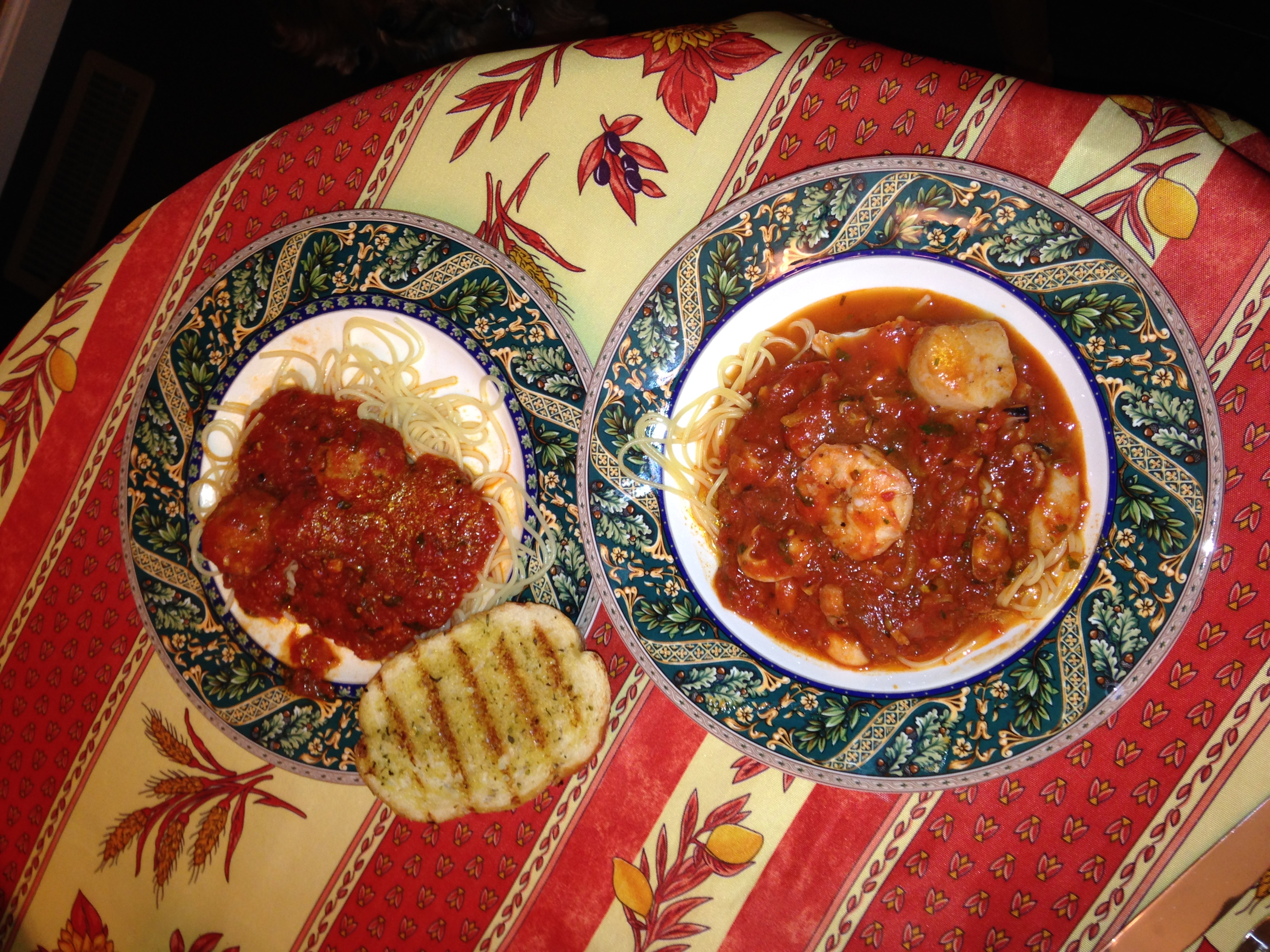 Recipe: Classic Italian Turkey Meatballs with Marinara Sauce | Jim ...