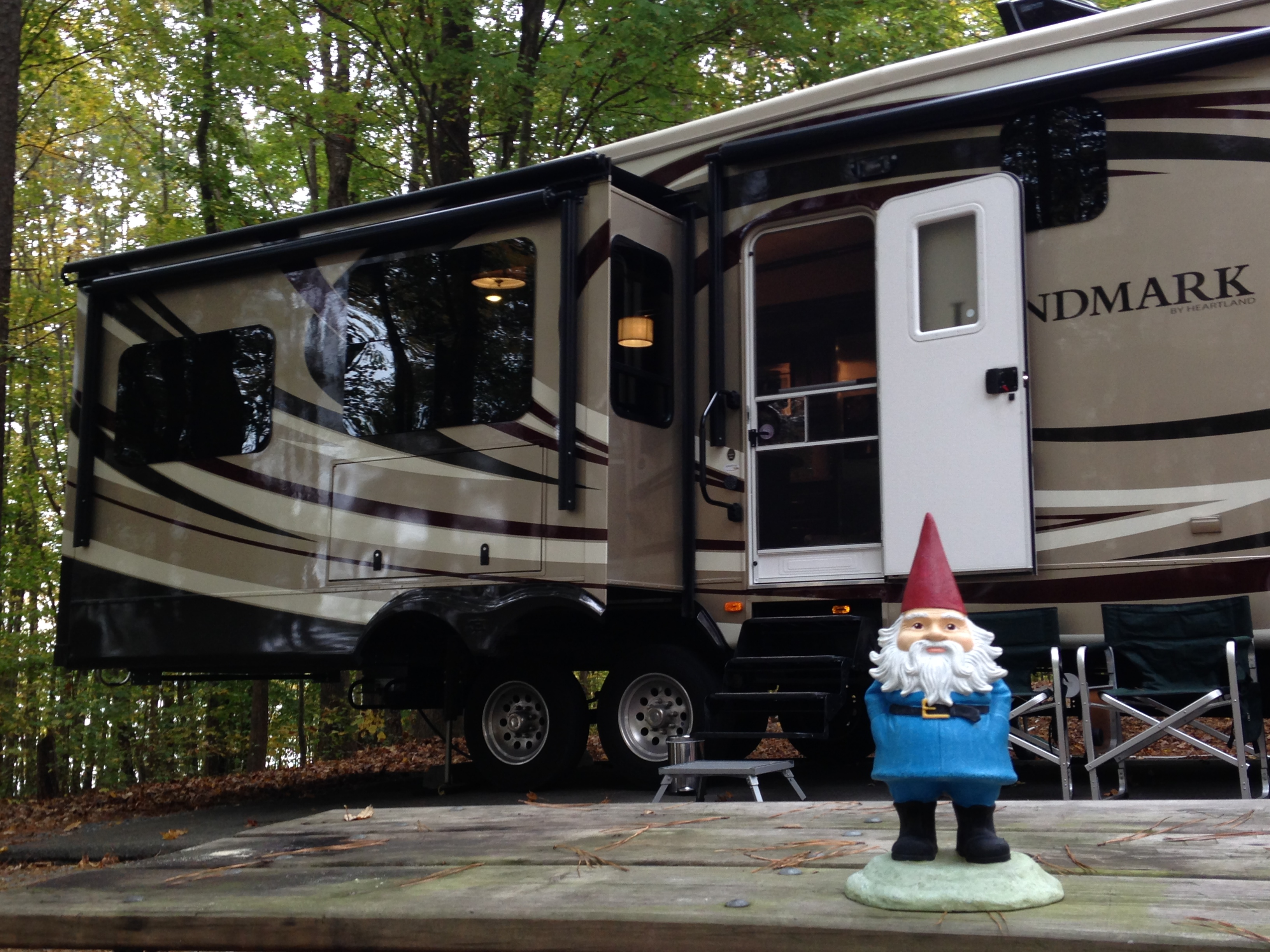 Gnome - Landmark - 2013-November - Waxhaw, NC