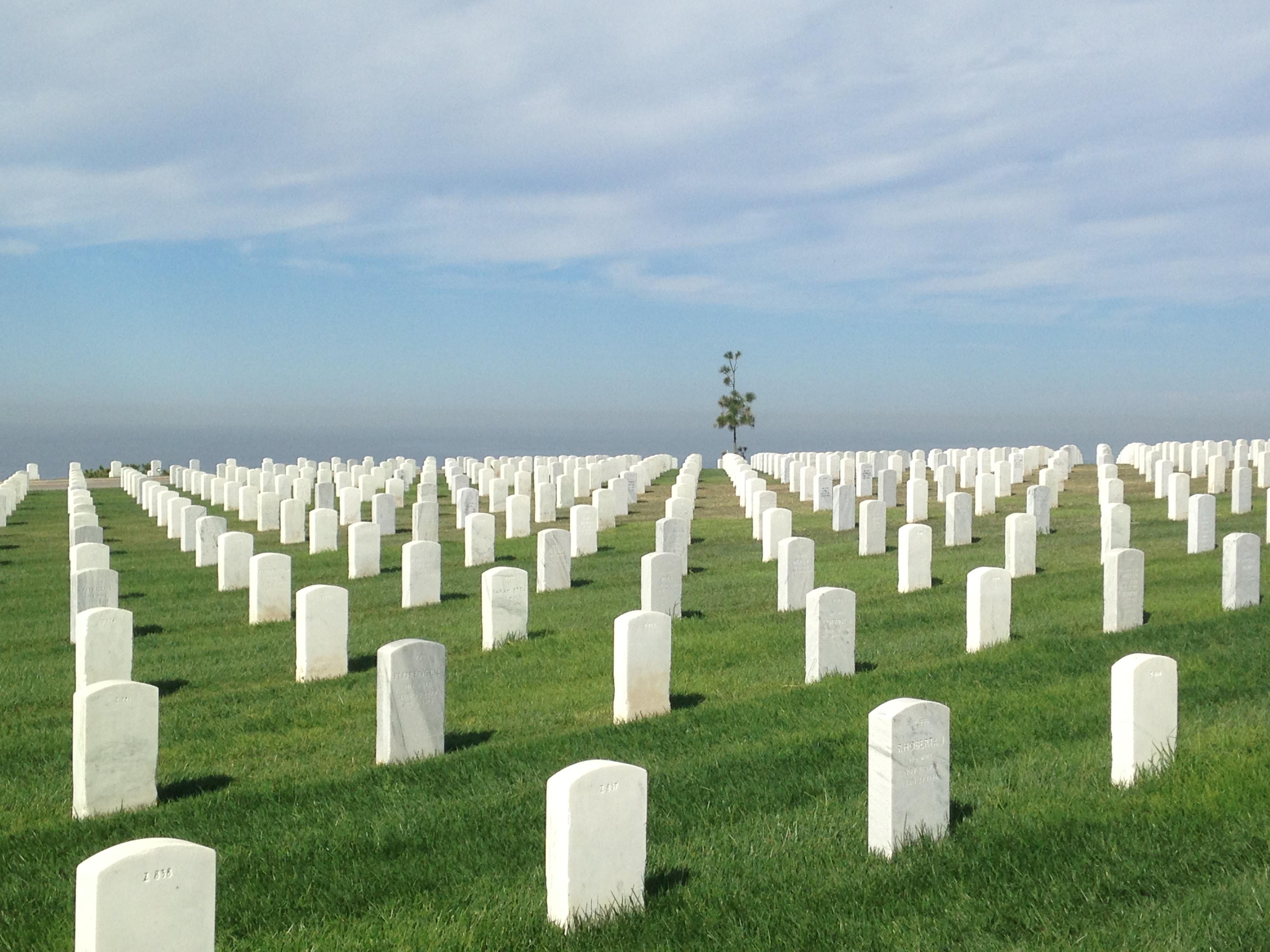 Cemeteries | Jim and Nancy Beletti