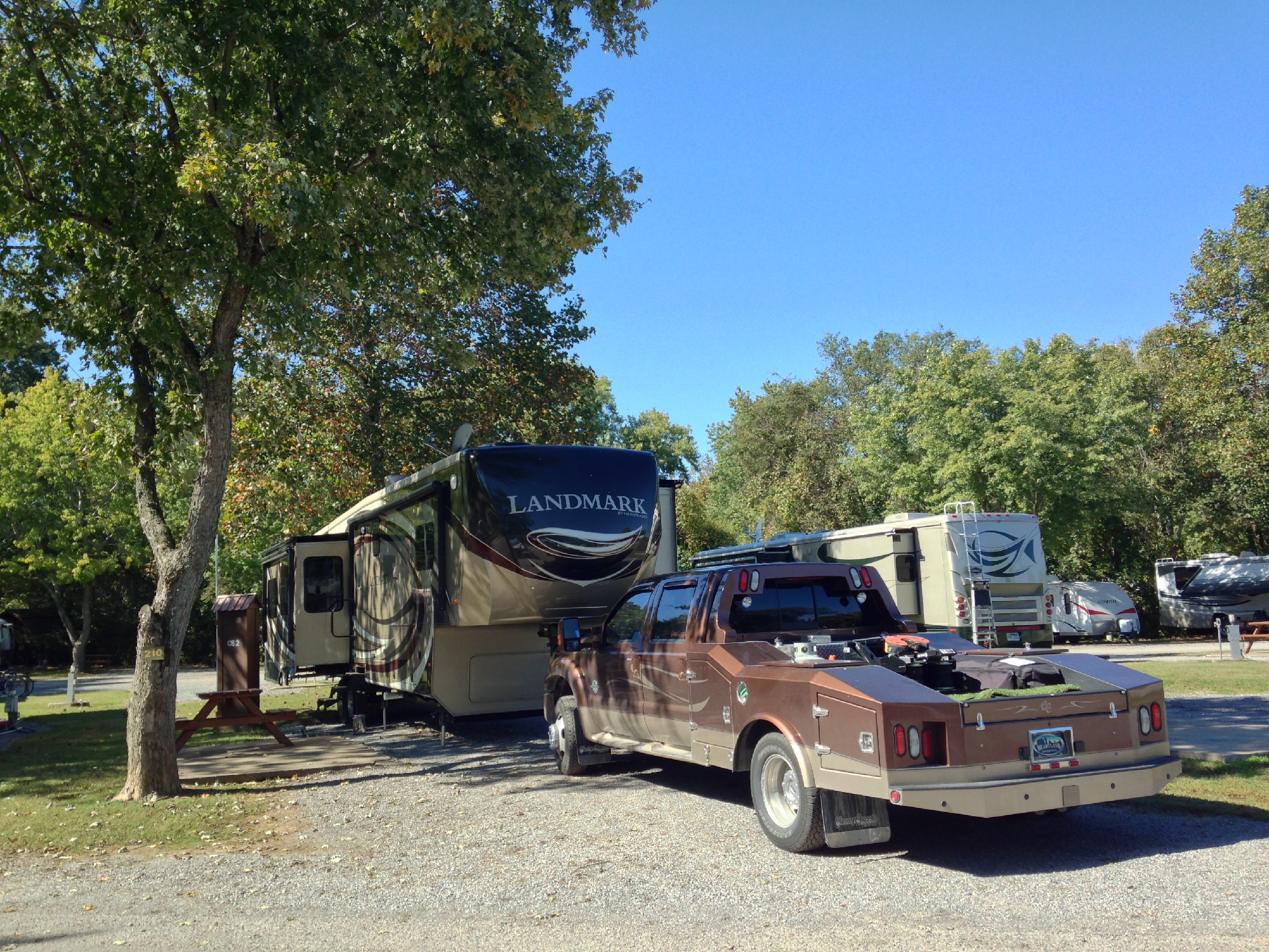 Two Rivers Campground Nashville Tn Jim And Nancy Beletti