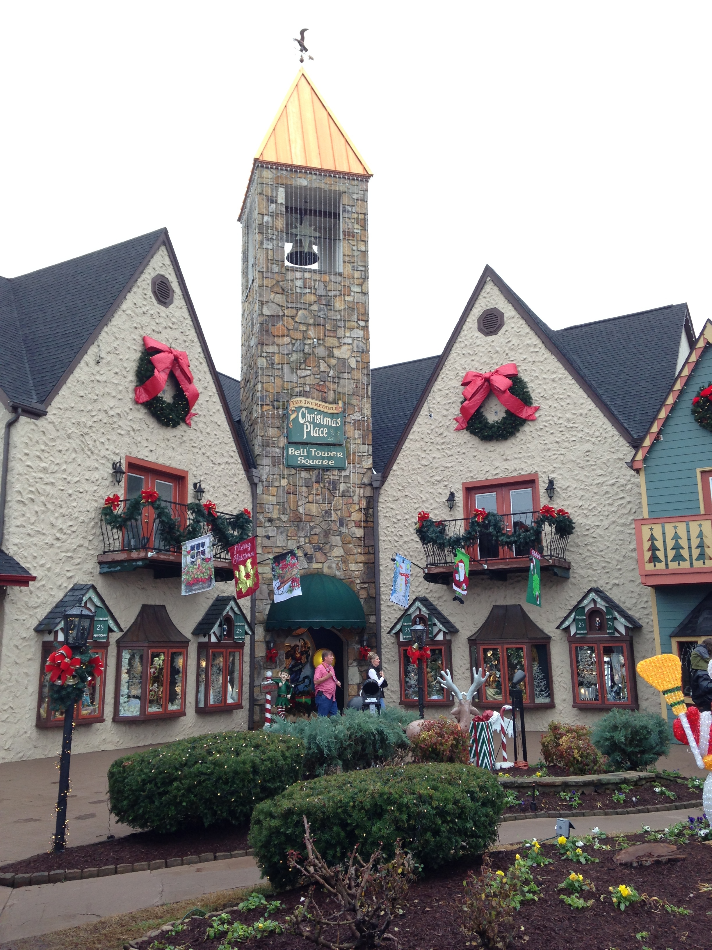 Christmas Place - Pigeon Forge
