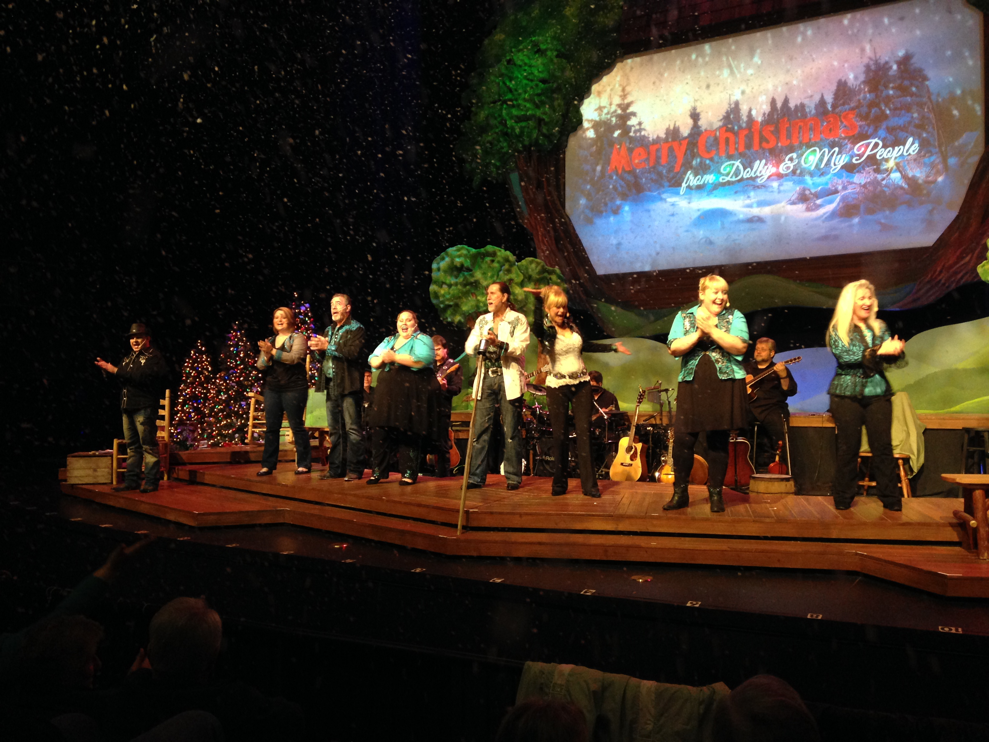 Dollywood - My People Show  - Pigeon Forge