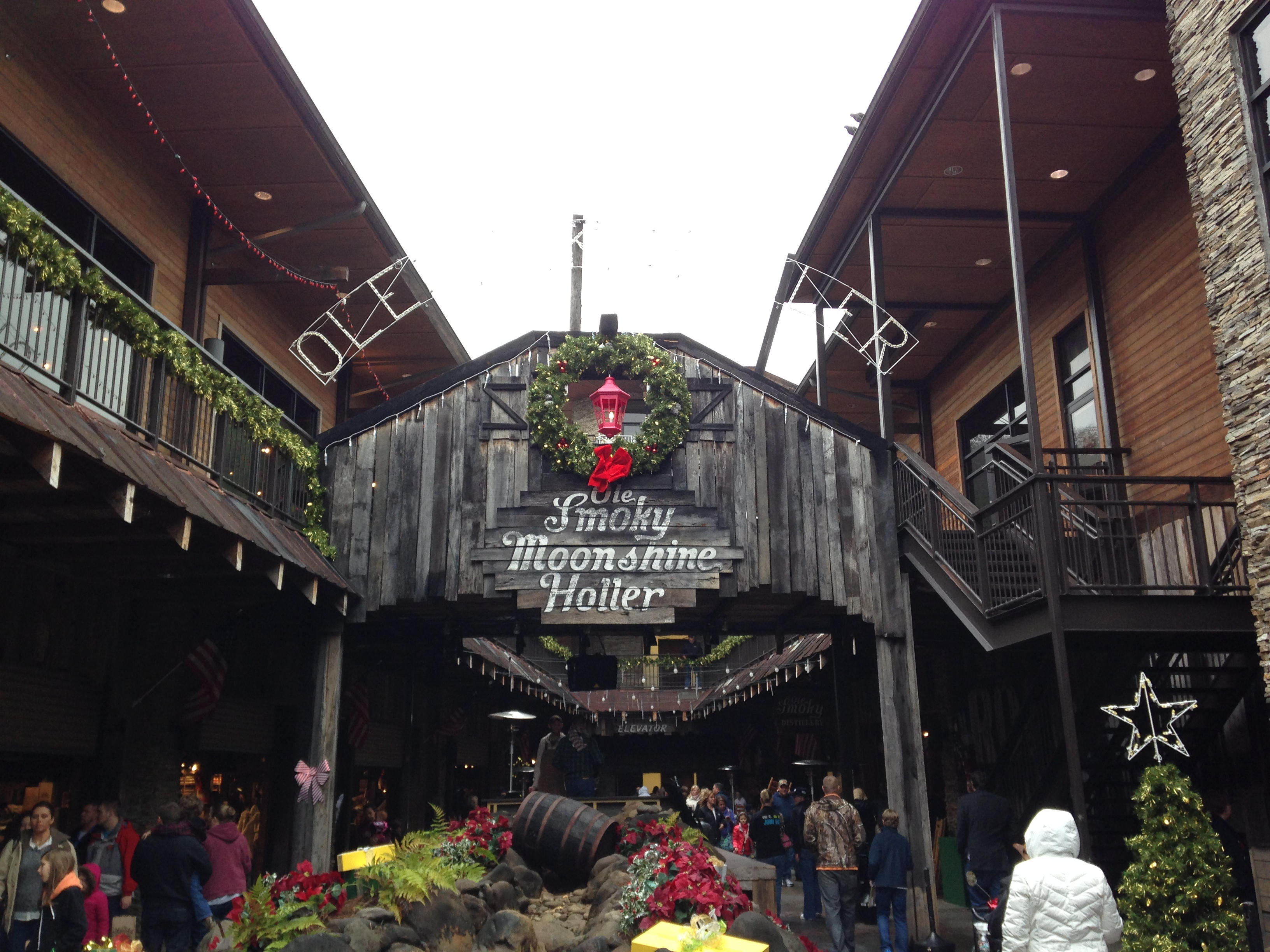 Ole Smoky Moonshine - Gatlinburg, TN
