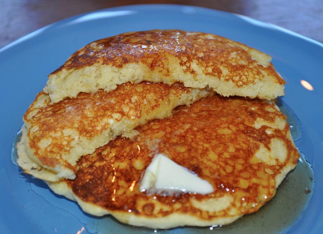 Aretha Frankenstein Pancake