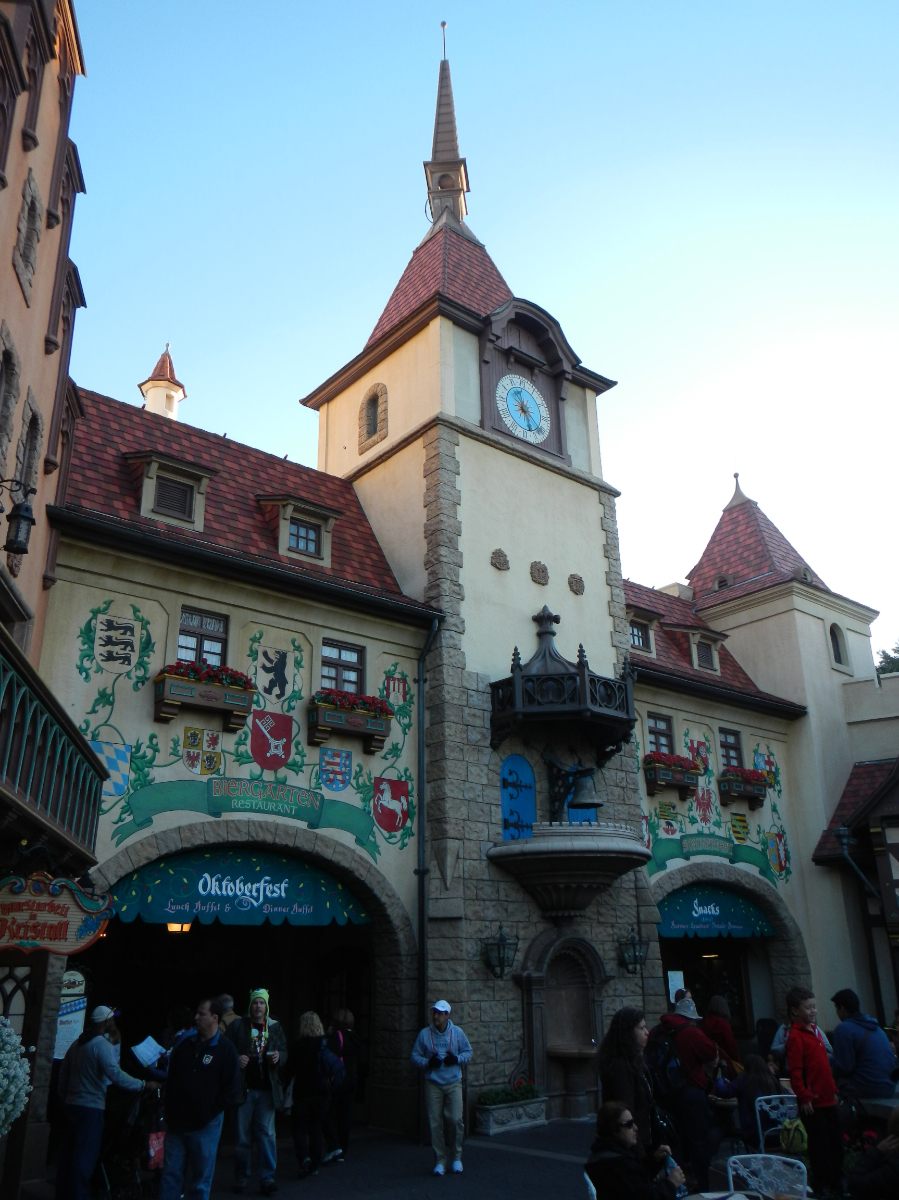Epcot - Germany 1