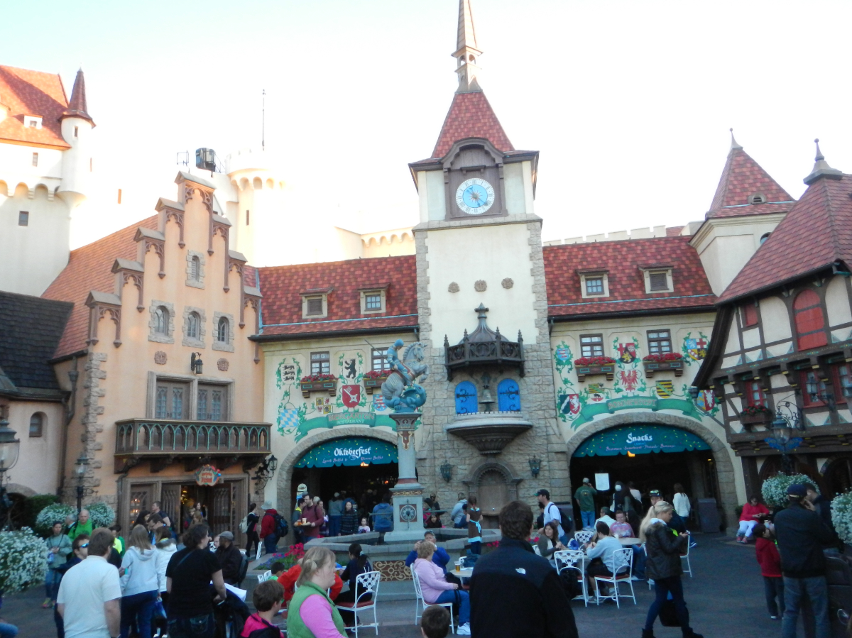 Epcot - Germany 2