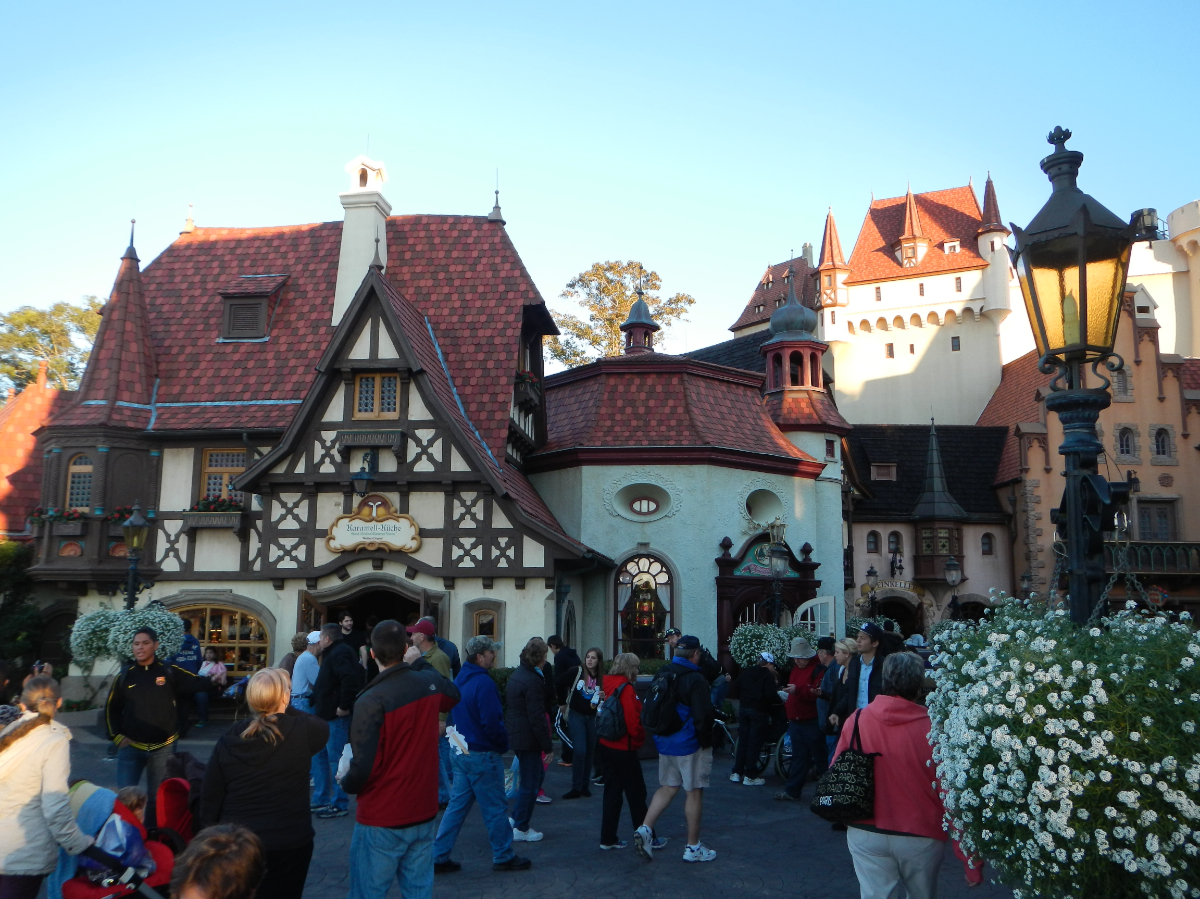 Epcot - Germany 5