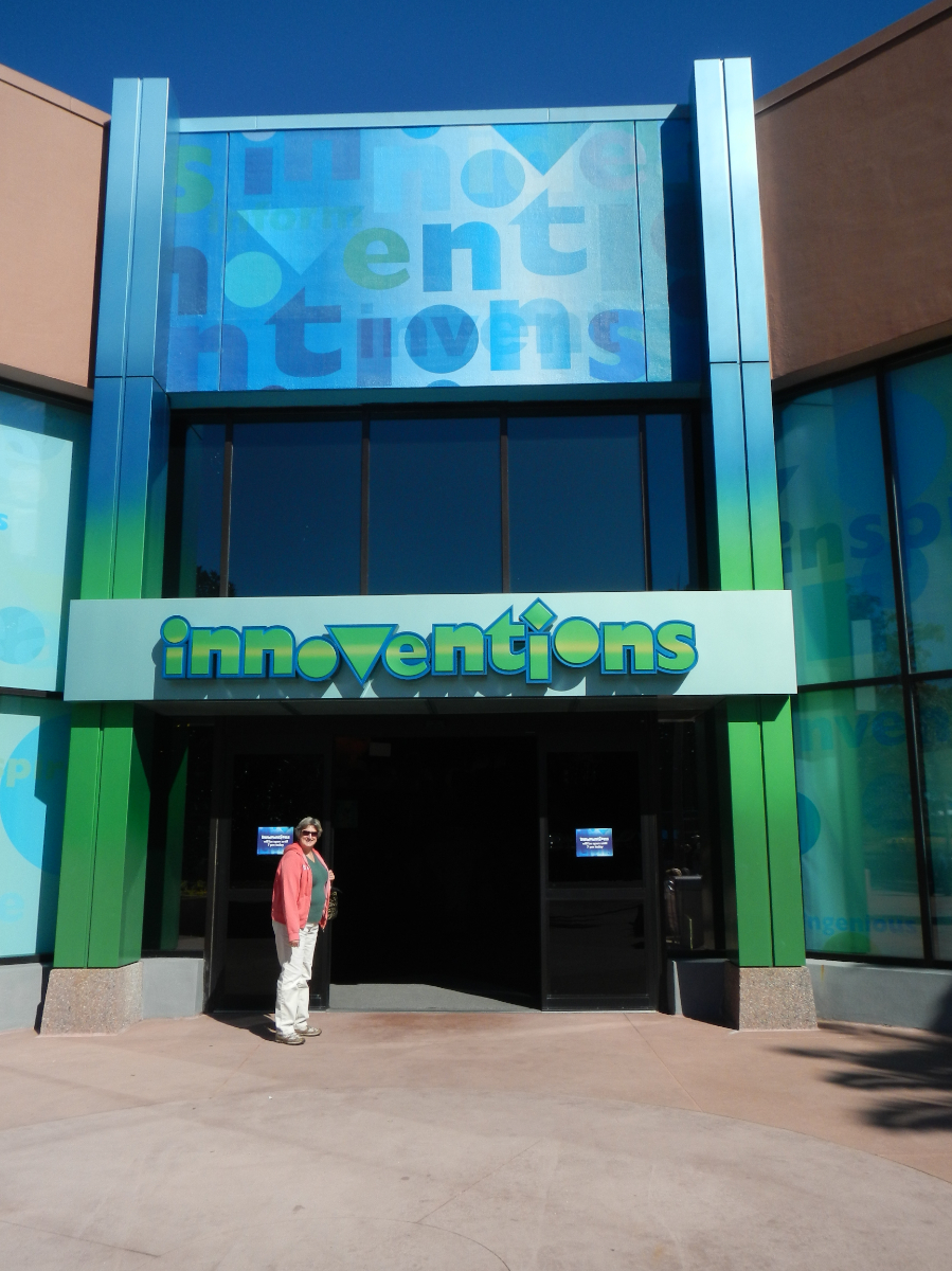 Epcot - Innoventions
