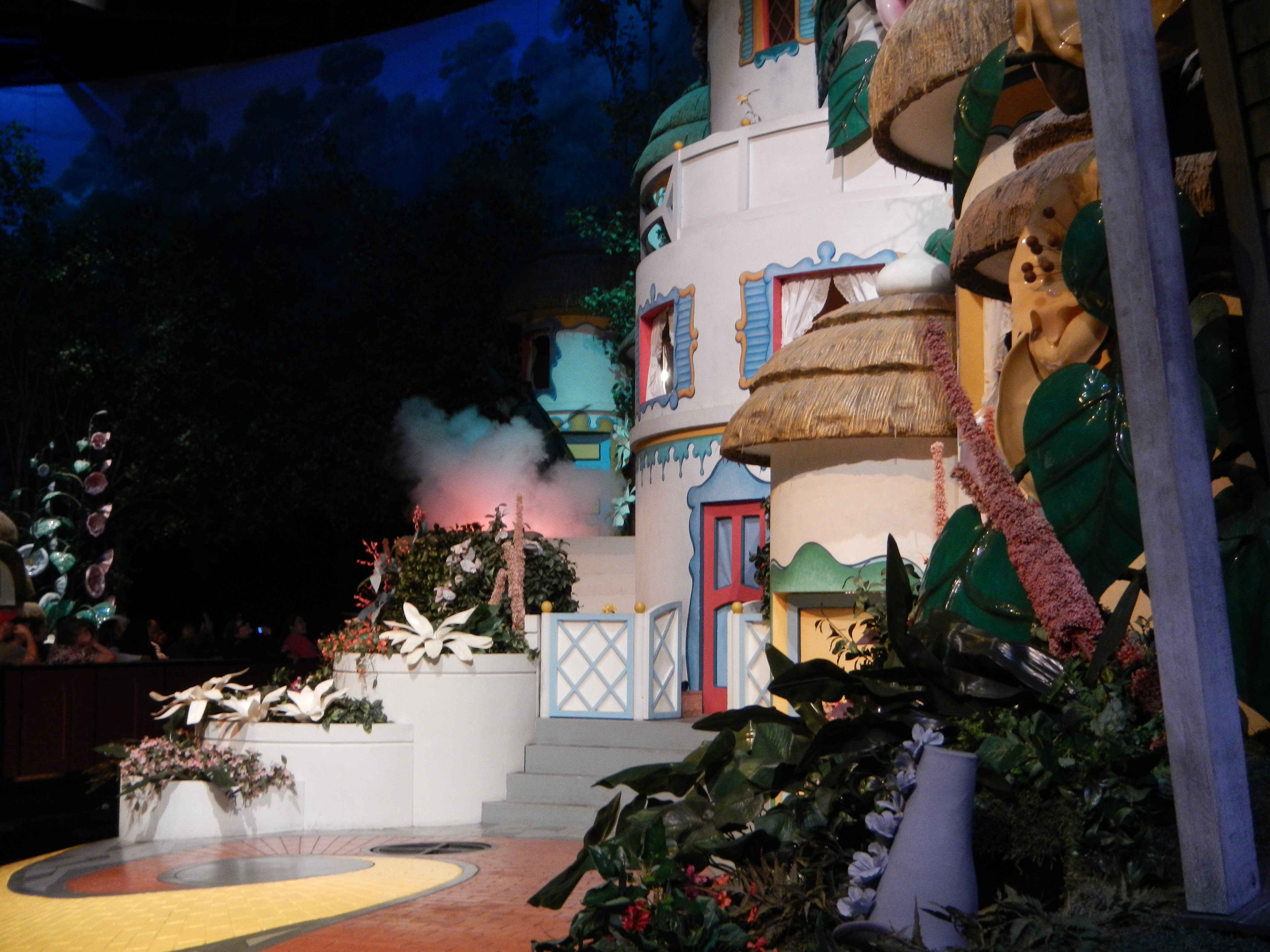 Scene from Great Movie Ride