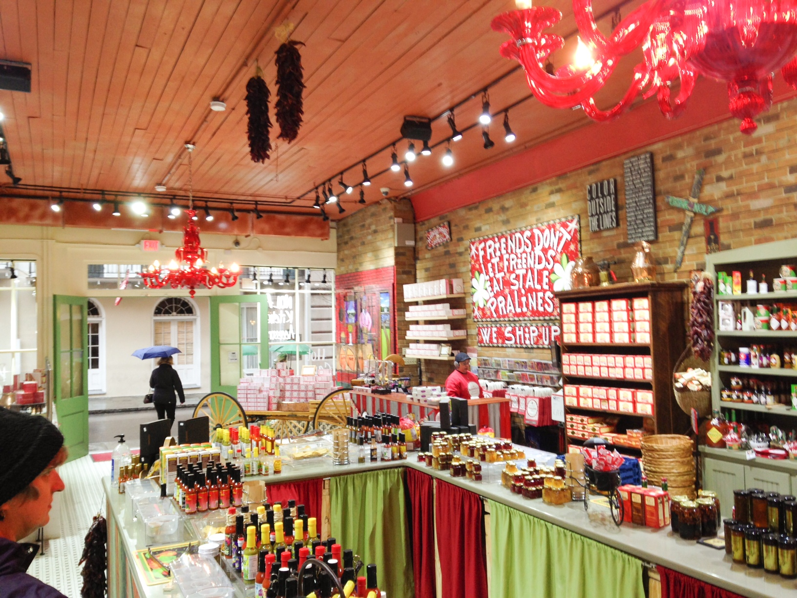 Magnolia Sugar and Spice Store - Inside 2