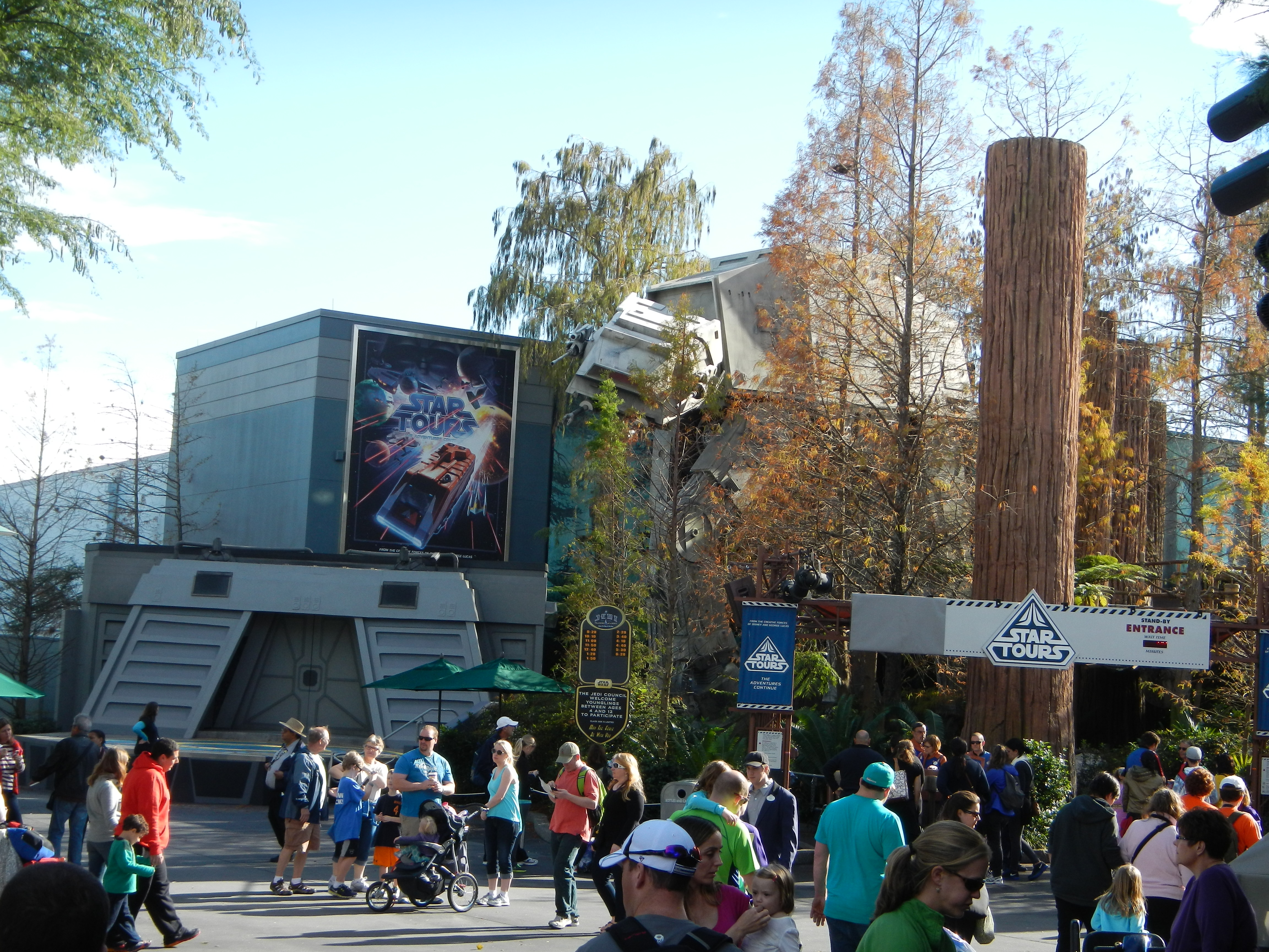 Star Tours - The Adventures Continue 1
