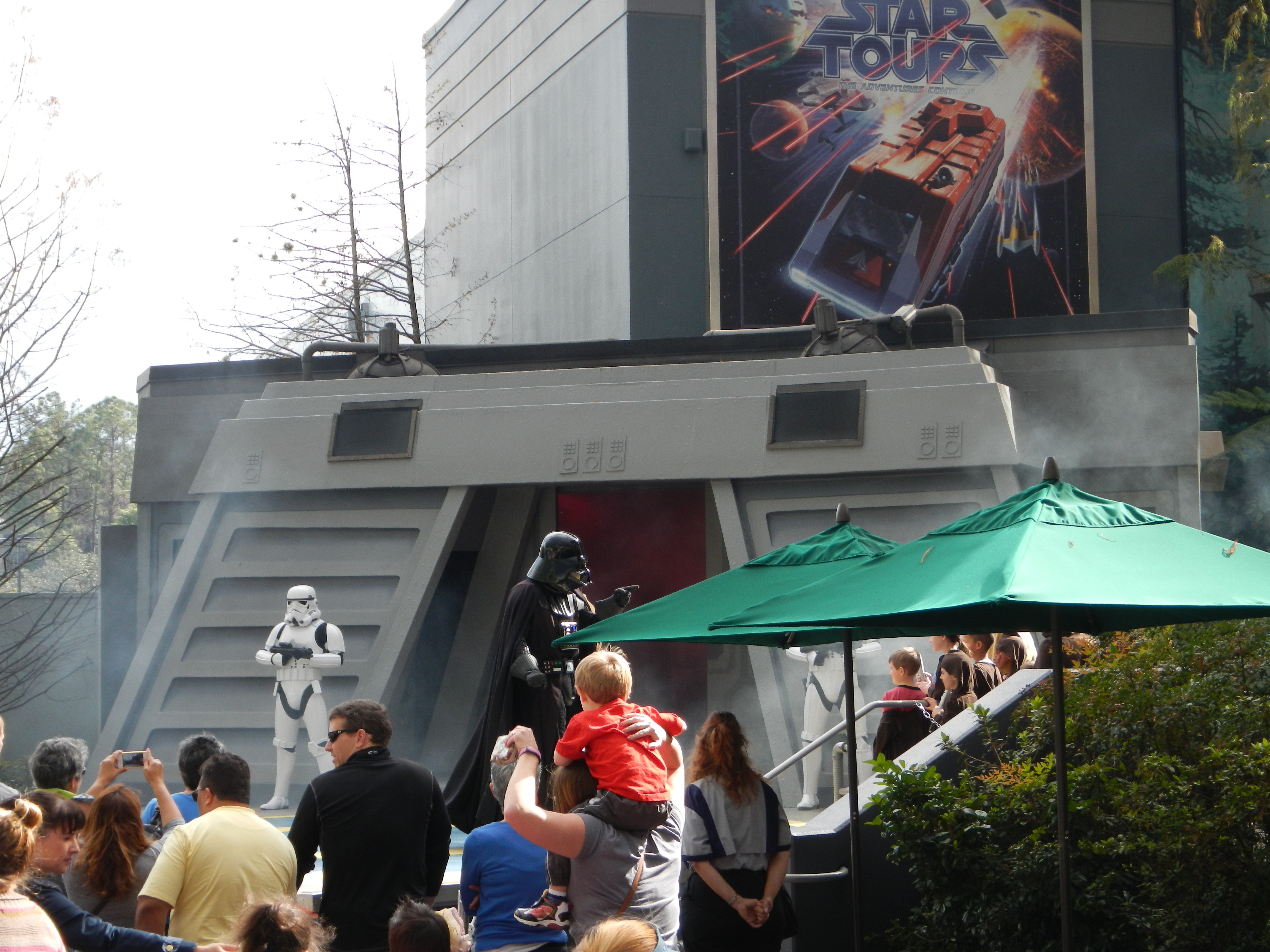 Star Tours - The Adventures Continue 2