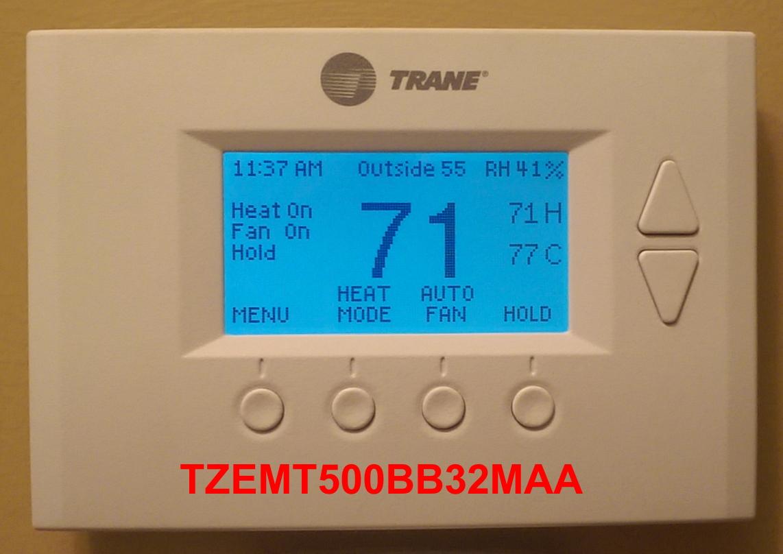 Trane TZEMT500BB32MAA