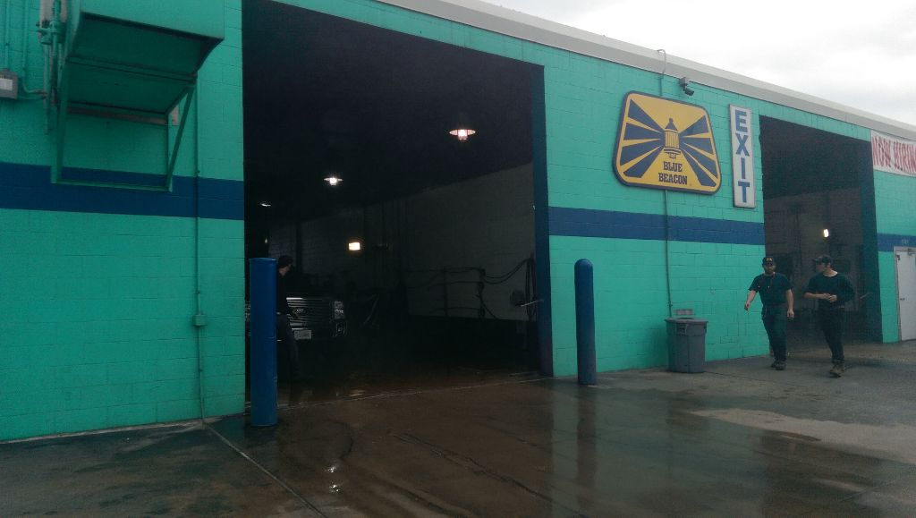 Blue Beacon Truck Wash Albuquerque New Mexico Best Image Of