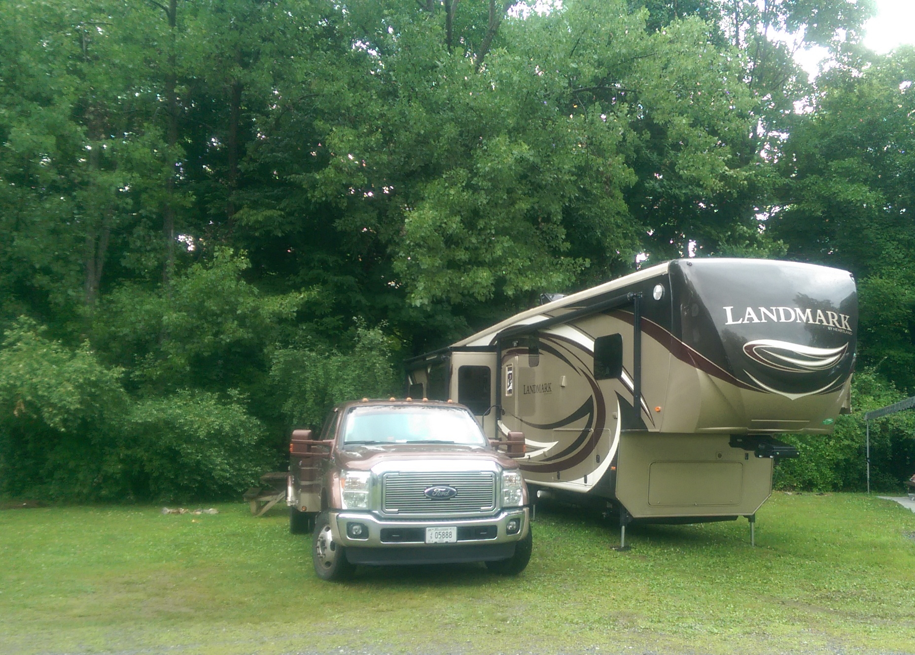 Sylvan Lake Beach Park - Hopewell Junction, NY - Site M15