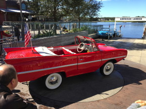 Disney Springs - Amphicar