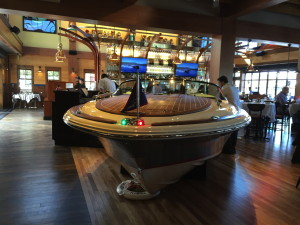 Disney Springs - Boathouse Restaurant - 3