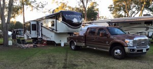 Dover, FL - Tampa East RV Resort - Site B3