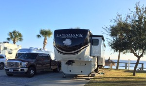 Emerald Beach RV Park - Navarre Beach, FL - Site 66