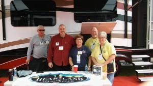 Florida RV SuperShow - Landmark