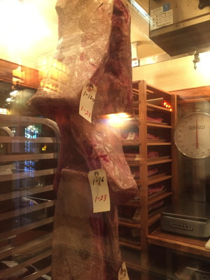 Beef Dry Aging